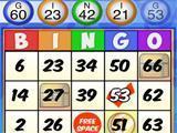 Amazing Bingo Card on Bingo Heaven!