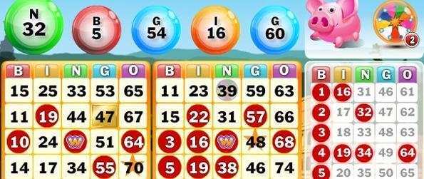 Wingo Bingo - Jouer à des jeux de bingo passionnant et découvrir de nouveaux mondes!