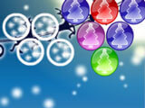 Christmas Bubbles: Popping baubles