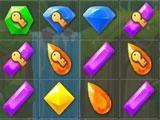 Keys level in Jewel Pirates