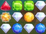 Crystal Island Completed Level