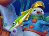 Tank in Fishdom: Frosty Splash