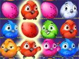 Fluffy Birds Flash Eggs