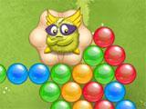 Gameplay for Bubble Boo