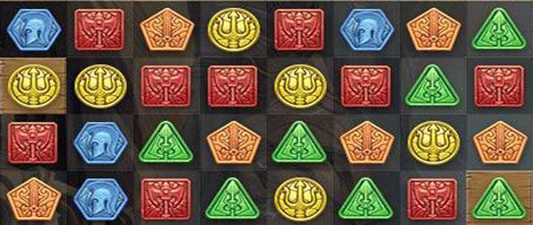 Secrets of Olympus 2 Gods Among Us - Profitez d'un thème grec match 3 amusant un nouveau gameplay fun.
