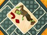 Funny Zombies in Solitaire Castle