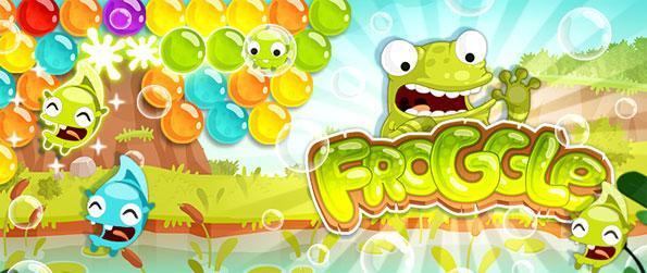 Froggle - Desfrute de uma divertida cheia jogo novo jogo 3.