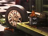 Incredible Heist Garage Scene