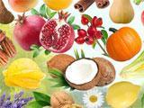Mosaic Medley Fruit Level