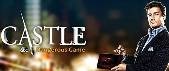 Castle: Dangerous Game - Profitez d'un fantastique jeu d'objets cachés basé sur la série télévisée à succès.