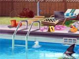 Pool in CSI Hidden Crimes