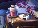 Car Scene in Dark Dimensions: Homecoming
