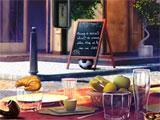 Time Gap: Hidden Object Mystery Street Cafe