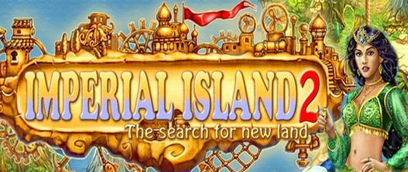 Imperial Island 2 - Enjoy a stunning match 3 game, with amazing graphics and gameplay.