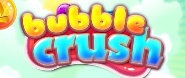Bubble Crush - Enjoy a classic bubble game for free on Facebook.