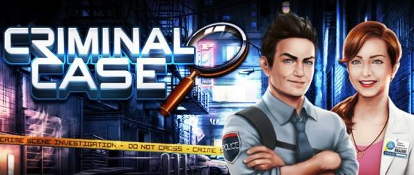 Criminal Case - Solve Crimes In A Beautiful Hidden Objects Game