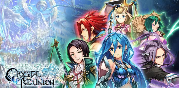 Crystal of Re:union Now Available in Southeast Asia and Oceania Regions