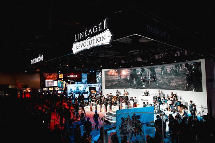 Lineage 2: Revolution Draws Millions at TwitchCon 2017