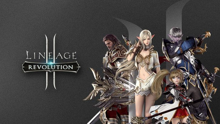 Lineage II: Revolution Launched across North America, Europe, Oceania and The Middle East