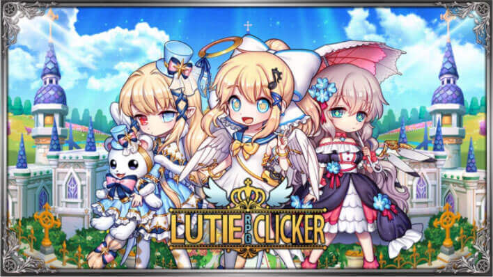 Lutie RPG Clicker Out Now in the AppStore and Google Play!