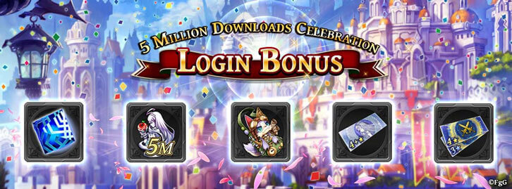 The Alchemist Code Celebrates 5 Million Downloads Worldwide