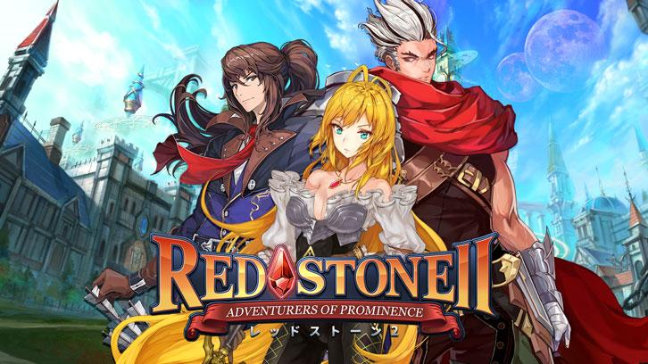 Red Stone 2 Closed Beta Starts!