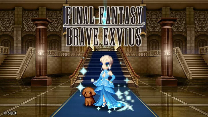 Final Fantasy Brave Exvius Celebrates Third Anniversary with Katy Perry and Other Surprises