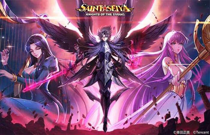 Saint Seiya Awakening: Nothing Says