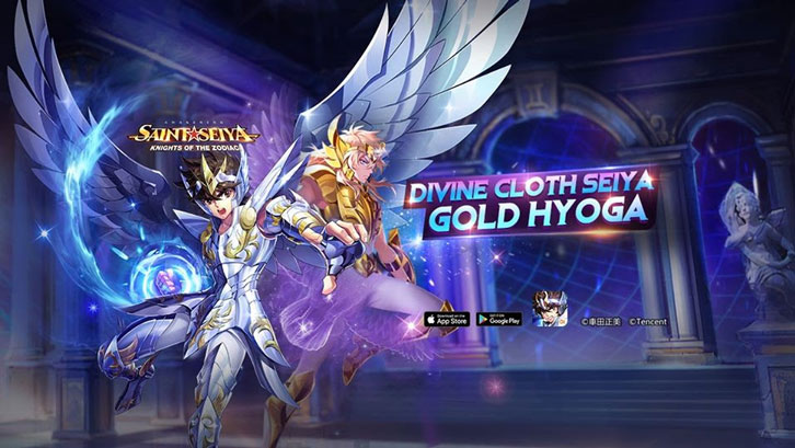 Time-Limited Saints Return in Saint Seiya Awakening: Knights of the Zodiac