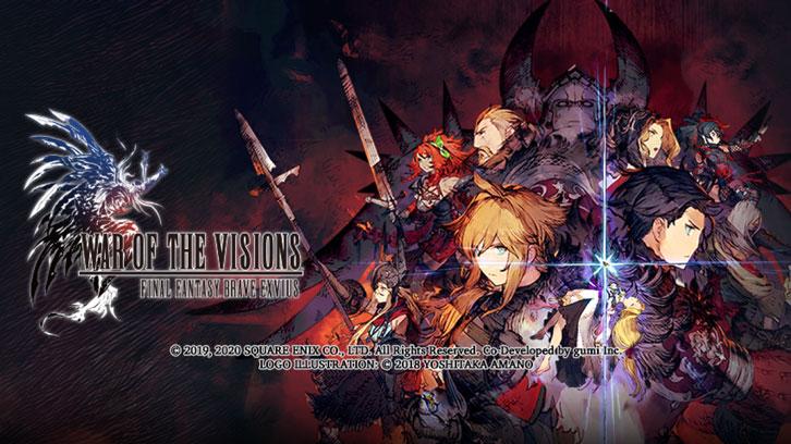 Pre-Registration Now Live for War of the Visions Final Fantasy Brave Exvius