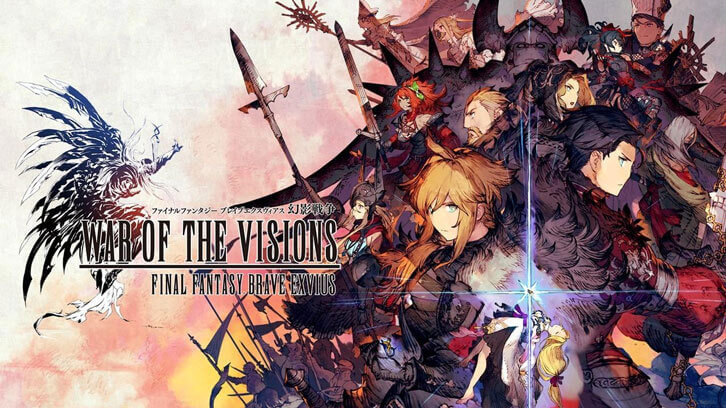 War of The Visions Final Fantasy Brave Exvius Now Available On Mobile Devices