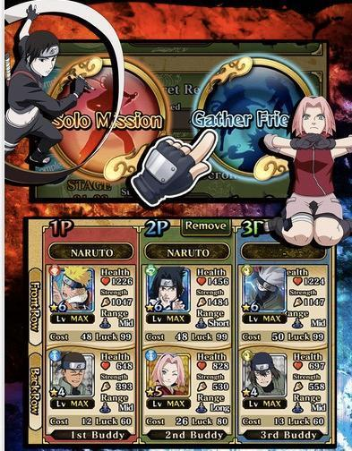 Ultimate Ninja Blazing Review - Online Anime Games