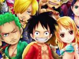 Characters in One Piece Thousand Storm