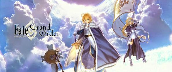 Fate/Grand Order - Play Fate/Grand Order and play a game set in Type-Moon's celebrated franchise, the Fate Universe.