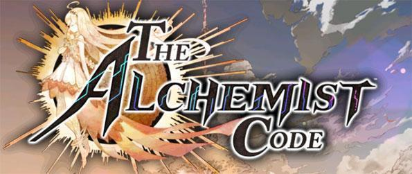 The Alchemist Code - Join the brothers, Dias and Logi, as they embark on a journey to discover their destinies in this brilliant, anime-themed mobile RPG, The Alchemist Code!