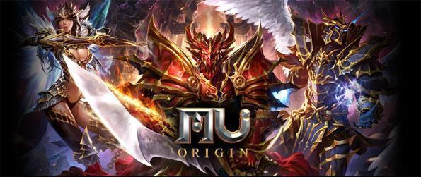MU Origin - Choose between three classes, Dark Knight, Dark Wizard, or Elf and take part in glorious battles and events.
