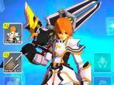 Character customization in Elsword M Shadow of Luna
