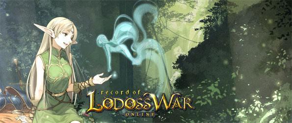 Record of Lodoss War Online - It is up to you to stop the evil gods from returning with their army and prevent the island from being plunged into yet another war in Record of Lodoss War Online!