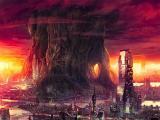 Neo-Tokyo in Phantom of the Kill