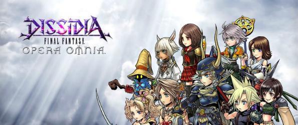 Dissidia Final Fantasy Opera Omnia - Play Dissidia Final Fantasy Opera Omnia and be treated to another epic adventure.