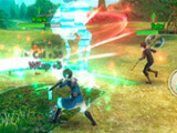 Combat in Sword Art Online: Integral Factor