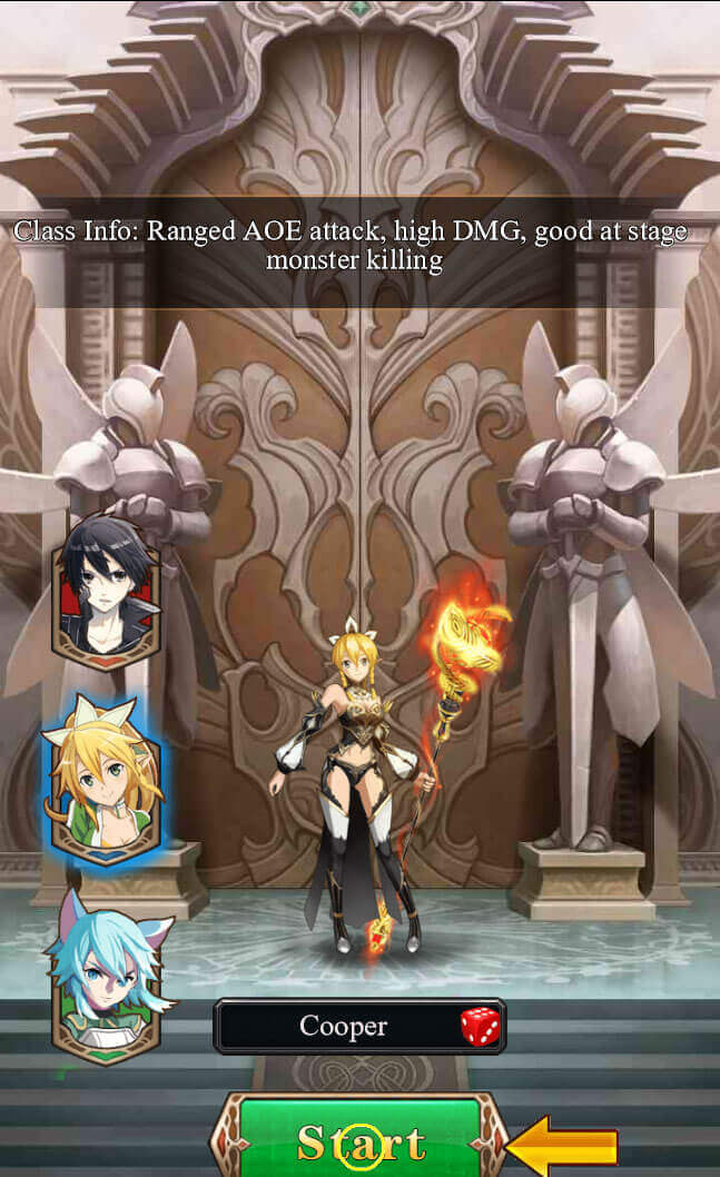 Sword Art Online Review - Online Anime Games