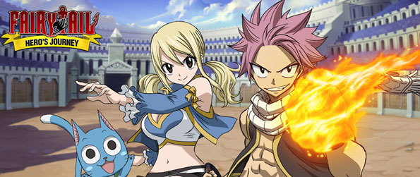 Fairy Tail - A Hero's Journey - Immerse yourself in the world of Fairy Tail.