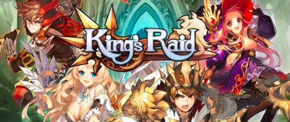 King's Raid - Build your deck of heroes in King's Raid challenge enemies in various dungeons in this fun and stylish RPG!