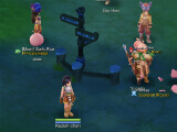 Other players in Ragnarok M: Eternal Love