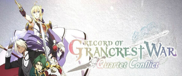 Grancrest War: Quartet Conflict - Fight and destroy waves of enemies in Grancrest War: Quartet Conflict, based on the popular light novels and anime!