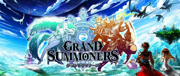 Grand Summoners - Dive into the world Raktehelm and become a summoner destined to drive out the demons in Grand Summoners.