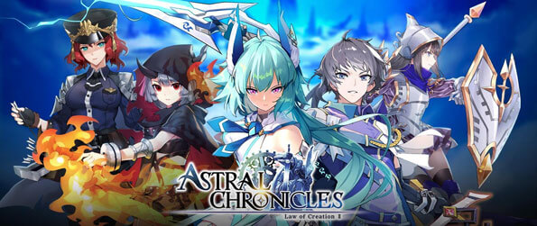 Astral Chronicles - Challenge fate and break your destiny in Astral Chronicles and reverse the wheel of fate.