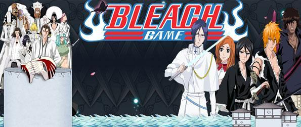 Bleach Online - Step into the fantastic anime world of bleach in a fun browser MMO game.