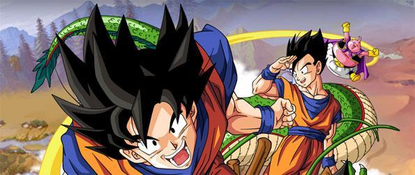 Anime Saiyan - Enjoy a new mmo game set in the amazing world of Dragonball Z.